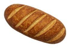 法国面包上面 库存图片