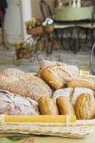 法国面包店#11 免版税库存照片
