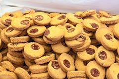 法国饼干 免版税库存照片