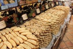 法国饼干 免版税库存图片