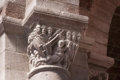 法国,奥韦涅,布里乌德 免版税库存图片