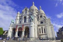 巴黎法国,最近站点多次恐怖袭击 免版税图库摄影