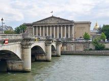 巴黎法国,最近站点多次恐怖袭击 免版税库存照片