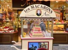 法国,美丽如画的市鲁昂在Normandie 免版税图库摄影
