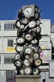 法国,巴黎,艺术品 免版税库存图片