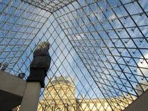 法国,巴黎, Musee du Louvre 免版税图库摄影
