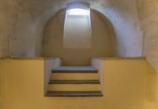 法国,巴黎:2017年8月5日:毕加索博物馆内部空间 免版税库存图片