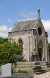 法国, Villers en阿尔蒂耶美丽如画的村庄  库存照片
