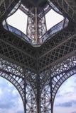 法国巴黎 埃佛尔铁塔 免版税库存照片