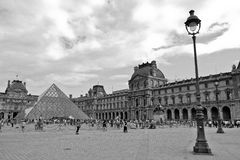 2007年法国6月天窗博物馆巴黎 库存照片