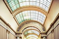 2007年法国6月天窗博物馆巴黎 免版税库存图片