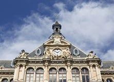 法国建筑学 免版税库存图片