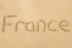 法国 免版税图库摄影