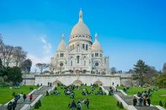 法国巴黎 库存图片