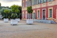 法国matisse好musee的博物馆 图库摄影
