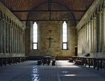 法国michel mont圣徒 免版税库存照片