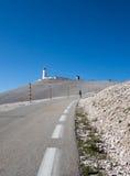法国mont ventoux 免版税图库摄影