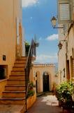 法国mougins里维埃拉村庄 免版税图库摄影