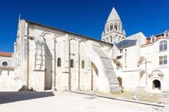 法国saintes 免版税图库摄影