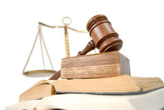 法学院 免版税库存图片