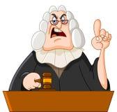 法官 皇族释放例证