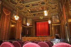 法庭,托马斯J莫耶俄亥俄司法中心,俄亥俄,哥伦布俄亥俄的最高法院 免版税库存图片