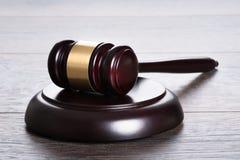 法律和正义概念 免版税库存图片