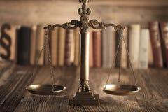 法律和正义题材 库存图片