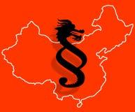 法律在中国 库存照片