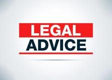 法律建议摘要平的背景设计例证 向量例证