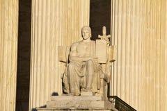 法律权限  免版税库存图片