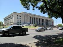 法律系布宜诺斯艾利斯阿根廷  免版税库存图片