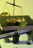 法律 图库摄影