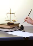 法律 库存照片