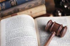 法律 免版税库存照片
