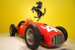 法拉利博物馆 库存照片
