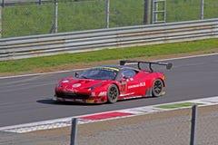法拉利458意大利 库存照片