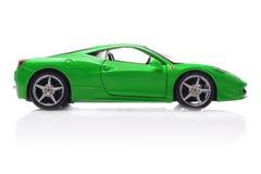 法拉利458意大利 免版税图库摄影