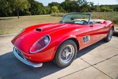 1962年法拉利250 GT加利福尼亚Spyder 免版税图库摄影