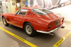 法拉利275 GT 免版税图库摄影