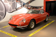 法拉利275 GT 免版税库存图片