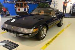 法拉利365 GTB Daytona 免版税库存图片