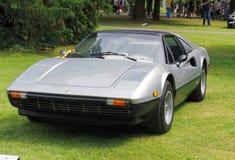 法拉利308 GTS 免版税图库摄影