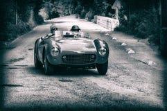 法拉利500 MONDIAL 1954年 免版税库存照片
