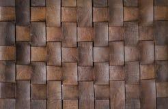 织法皮革背景和纹理  免版税库存图片
