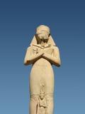法老王Ramses II 库存照片
