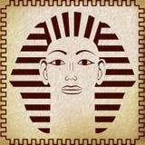 法老王Tutankhamun 图库摄影