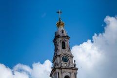 法蒂玛圣所,也指Basili 免版税图库摄影