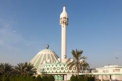 法蒂玛清真寺在科威特 免版税库存照片