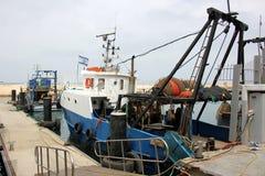 贾法角港在特拉唯夫 库存图片